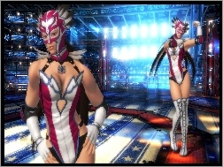 Tekken Tag Tournament 2, Jaycee